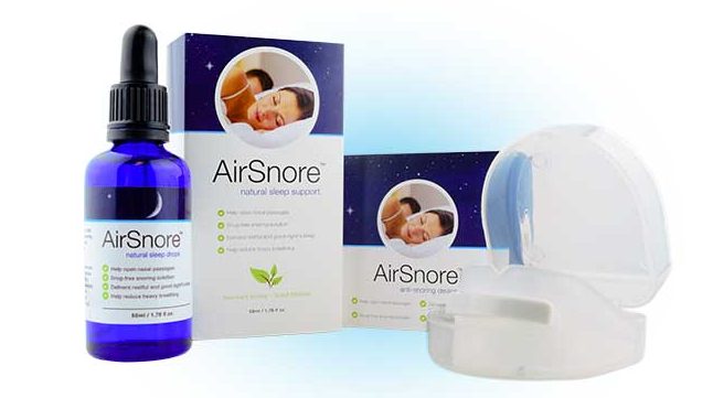Air Snore Mouthpiece anti snoring devices